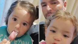 Emi y Pau, mellizas de Jacky Bracamontes, le rompen el corazón a su papá Martín Fuentes: 'Nadie me ama'