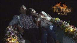 ¡Alejandra prepara una romántica sorpresa para Uriel!