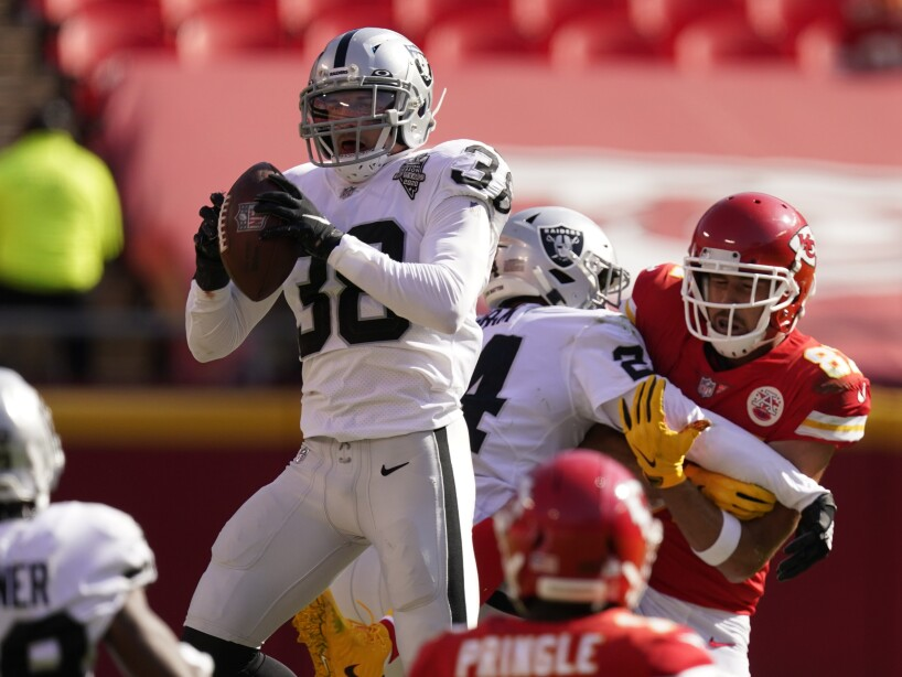Raiders Chiefs Football