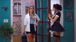 'Simón dice' que solo se deja atender por una sexy doctora