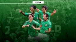 Futbol Retro | Espectacular tarde de Gio: México goleó a Estados Unidos