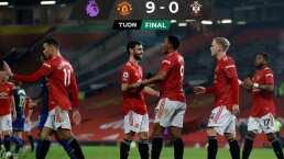 ¡Sin piedad! Manchester United aplastó al Southampton en Old Trafford