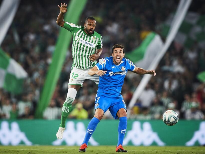 Real Betis Balompie v Getafe CF - La Liga
