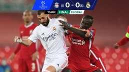 Real Madrid apaga el milagro en Anfield