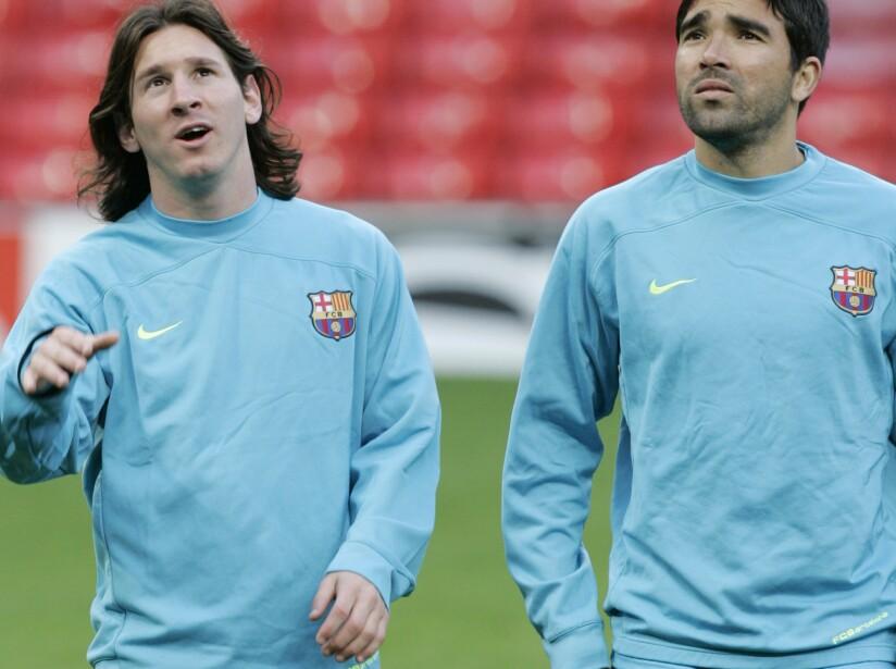 Lionel Messi, Deco
