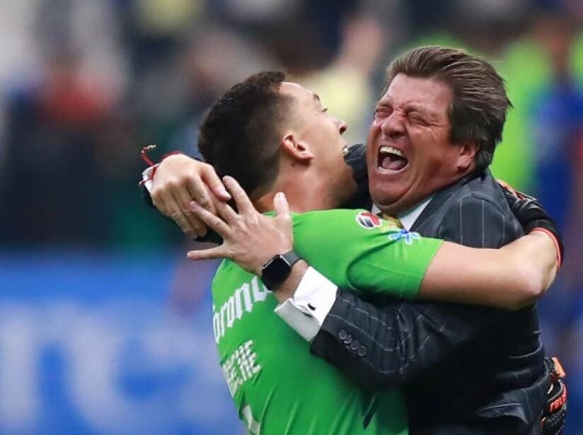 Para el Apertura 2018, América consiguió un título más, en el que Marchesín fue vital. La víctima: Cruz Azul.