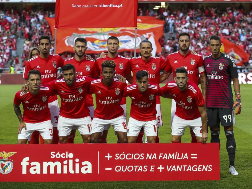Benfica v Fenerbache - UEFA Champions League Qualifier