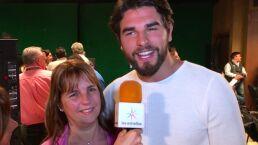 ¡Lucas Bernabé cuenta con el apoyo de alguien muy especial!