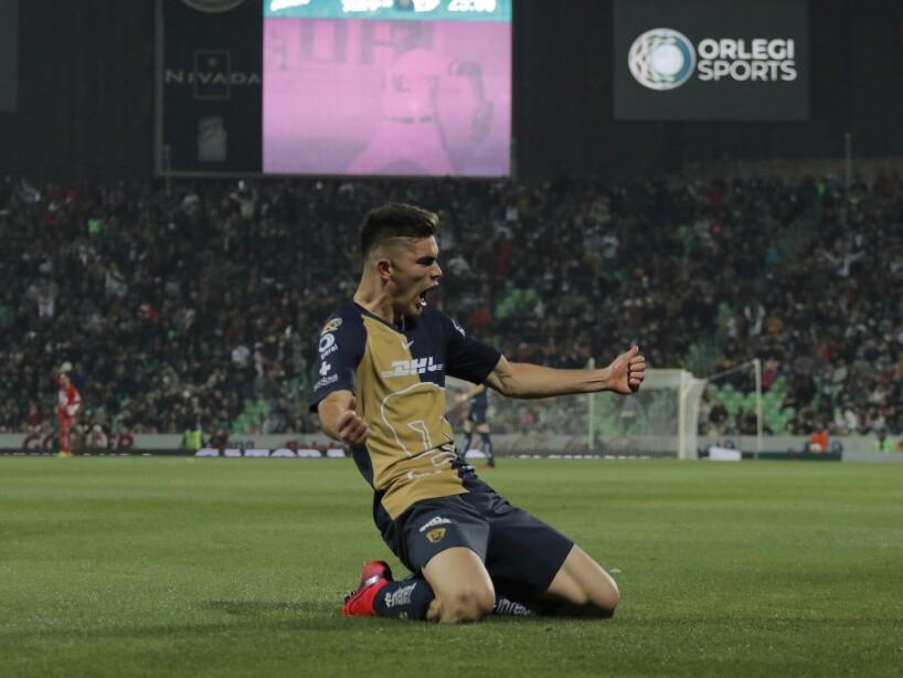 Santos Laguna v Pumas UNAM - Torneo Clausura 2020 Liga MX