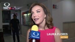Laura Flores de vuelta a la televisión mexicana