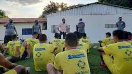 ¡Tragedia en Brasil! Cuatro jugadores murieron en accidente aéreo