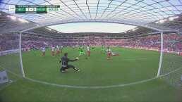 Hugo González ya es factor y le quita el gol a Carlos Vargas