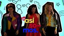 Así somos: Mickey, Luis y David en la presentación de su vídeo musical