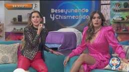 Galilea y Andrea Escalona cantan a dueto y con 'harto' sentimiento en HOY