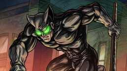 Diego Boneta protagonizará la serie El Gato Negro:Nocturnal Warrior