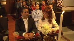 Capítulo 100: Luis Alfonso llega al altar con Adela