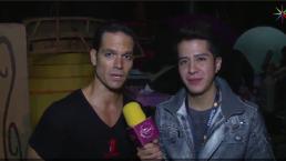 ENTREVISTA: ¡Descubre qué tan cachondo es José Carlos Farrera en Sólo para Mujeres!