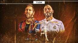 ¿Recuerdas quiénes eran titulares en la 'manita' del Barcelona de 2010?