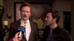 Conan O'Brien se convierte en actor de Mi adorable maldición
