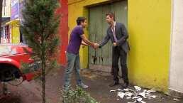 C19: ¡Diego Armando y Leonardo se conocen!