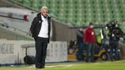 'Tuca' Ferreti extrañó a Gignac contra Santos