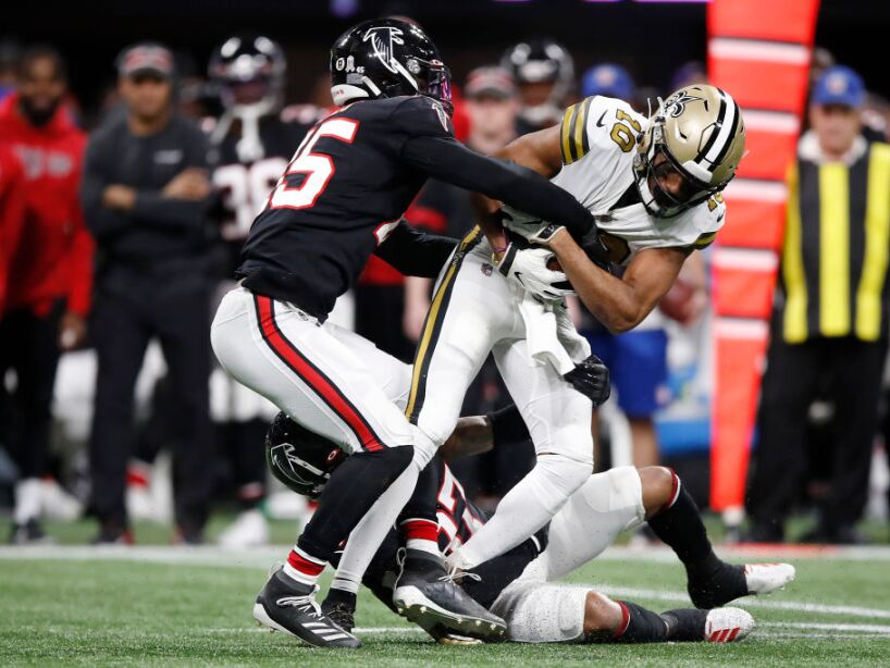 New Orleans Saints v Atlanta Falcons