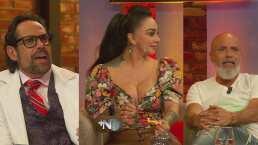 Israel Jaitovich y Sofía Rivera Torres le dan terapia de pareja a Wanders y Radamés