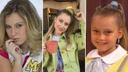Natalia, de 'Vivan los niños' y 'Atrévete a Soñar', cambia el rubio por el rosa y enamora con su nuevo look