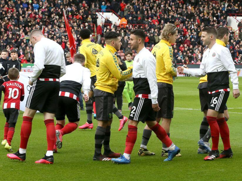 Sheffield United v Norwich City - Premier League
