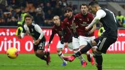 Posponen el Juventus vs AC Milan de la Copa de Italia