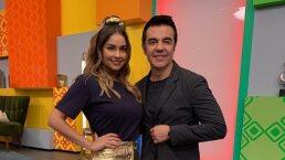 Adrián Uribe y Claudia Martín en reto de improvisación: Esta fue la historia alterna a 'Como tú no hay 2' que inventaron