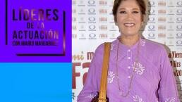 LÍDERES DE LA ACTUACIÓN: Olivia Bucio renunció al ballet por el teatro musical (Entrevista Parte 1)