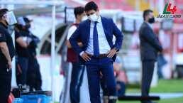 "Poncho Sosa: ""No hubo mucha diferencia, pudimos ganar"""