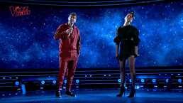 Melendi y Natalia Jiménez por primera vez juntos en el escenario de La Voz Kids