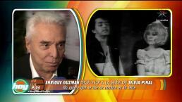 Enrique Guzmán confiesa si su nombre aparecerá en la serie de Silvia Pinal
