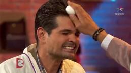 JUEGO: ¡Ferdinando Valencia en la Ruleta de los huevos!