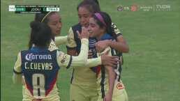 ¡Ya es goleada! Marlyn Campa marca un golazo ante Pachuca y el 3-0