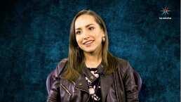 Jessica Díaz habla de cómo fue trabajar en 'Amar a muerte' y cómo era su vida antes de ser actriz