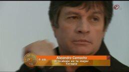 Alejandro Camacho, un actor multifasético