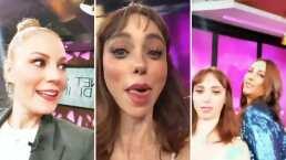 Consuelo Duval, Natalia Téllez y Daniela Magun se avientan divertido merenguito de TikTok