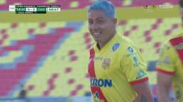 ¡No hay quinto malo! Gol de Diego Jiménez para el 5-3 de Morelia