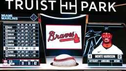 Histórica paliza de Atlanta Braves a Miami Florida