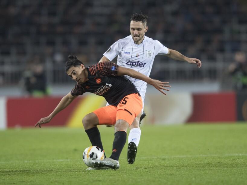 LASK v PSV Eindhoven: Group D - UEFA Europa League