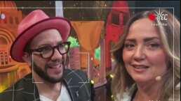 ¡Locuras por amor!: Andrea Legarreta revela los secretos del elenco de 'Me caigo de risa'