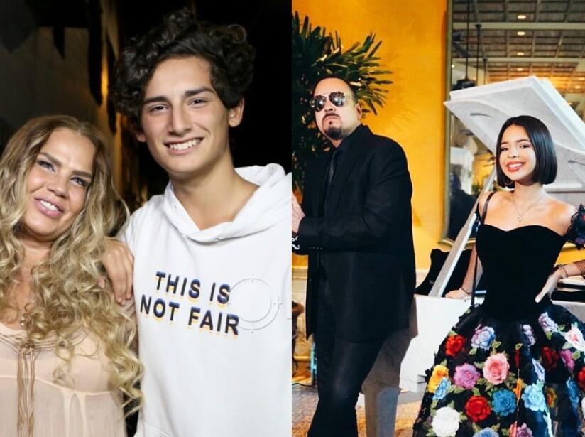 10 hijos de famosos que siguieron los pasos de sus talentosos padres