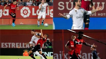 Con gol de Lago Júnior al minuto 8 el Real Madrid consigue su primer derrota de la temporada en La Liga.