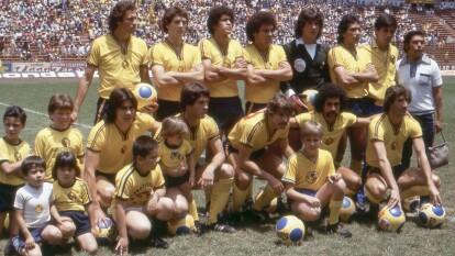 En 1978, el América campeón del Concacaf se vio las caras con el Boca Juniors en la Copa Interamericana.