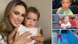 Jacky Bracamontes enternece al compartir los momentos más adorables y divertidos junto a su hija Paula
