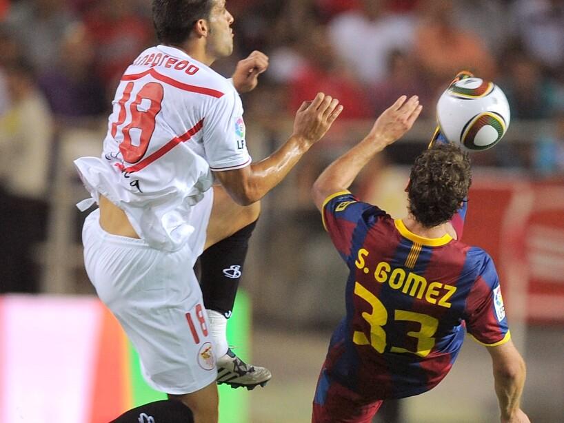 Sevilla v Barcelona - Supercopa
