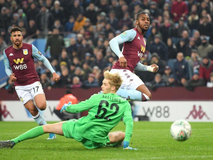 Aston Villa v Liverpool FC - Carabao Cup: Quarter Final